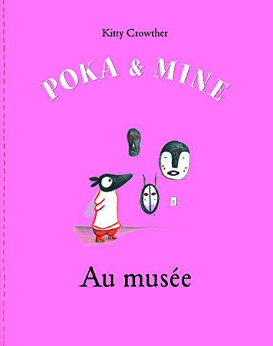 9782211213592: Poka Et Mine Au Musee (French Edition)