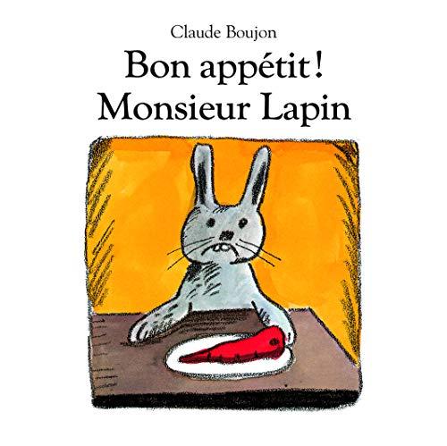 9782211213639: Bon appétit ! Monsieur Lapin