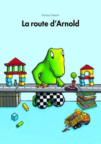 La Route D'arnold: Pauline Saladin