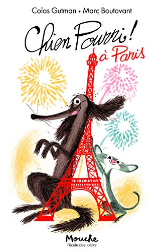 9782211220781: Chien Pourri ! : Chien Pourri à Paris
