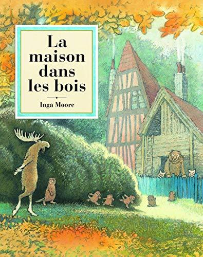 9782211220897: La maison dans les bois