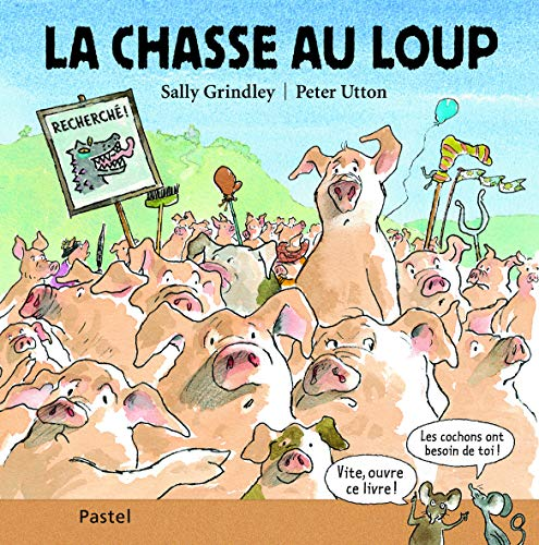 9782211222297: La Chasse au Loup