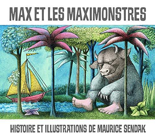 9782211222716: Max et les Maximonstres