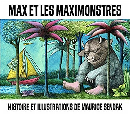 Max et les Maximonstres (French Edition): Maurice Sendak
