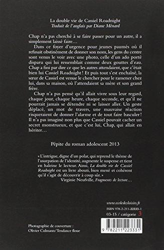 DOUBLE VIE DE CASSIEL ROADNIGHT (LA): VALENTINE JENNY