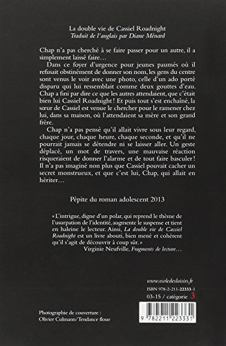 9782211223331: La double vie de cassiel roadnight (poche)