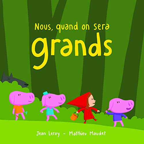 NOUS, QUAND ON SERA GRANDS: LEROY JEAN
