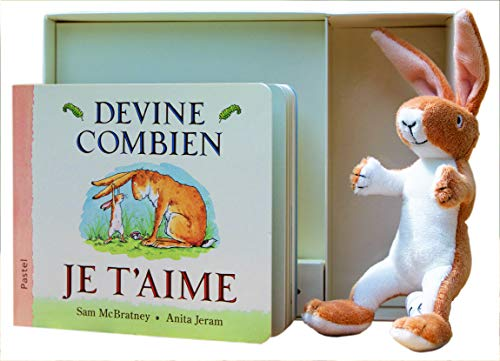 DEVINE COMBIEN JE T AIME -COFFRET-: JERAM MCBRATNEY