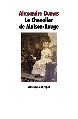 CHEVALIER DE MAISON-ROUGE (LE): DUMAS ALEXANDRE