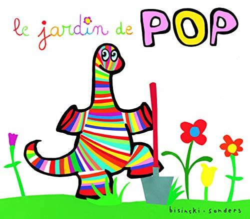 9782211227674: Le jardin de Pop