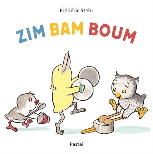 ZIM BAM BOUM: STEHR FREDERIC
