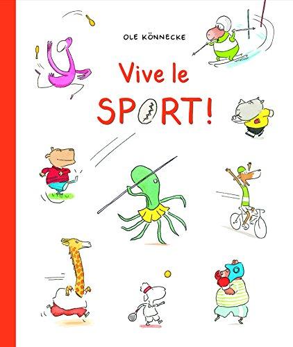 9782211236003: Vive le sport!