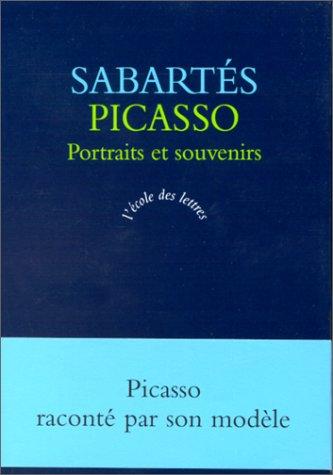 9782211404747: Picasso : Portraits et Souvenirs
