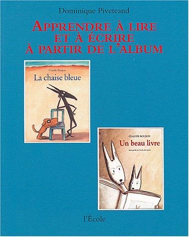 9782211707008: La chaise bleue et Un beau livre de Claude Boujon