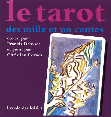 9782211915632: Tarot des mille et un contes (coffret)