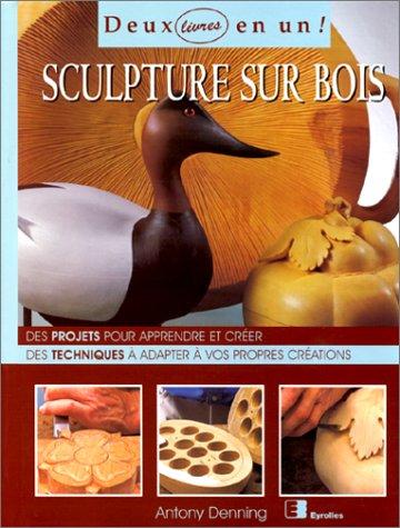 9782212025569: Sculpture sur bois