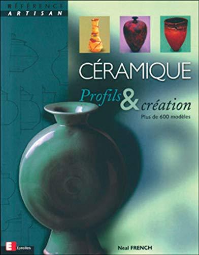 9782212026740: C�ramique, Profils et cr�ation