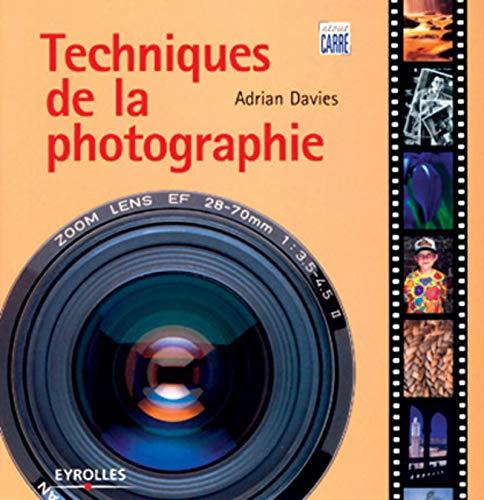 9782212027273: Techniques de la photographie