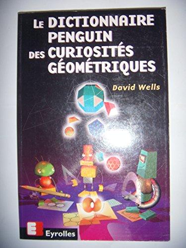 9782212036374: Dictionnaire penguin des curiosités géométriques