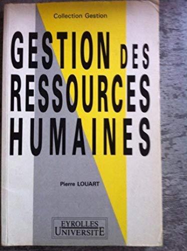 9782212039207: Gestion des ressources humaines