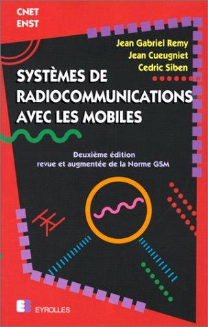 9782212052305: Systèmes de radiocommunications avec les mobiles