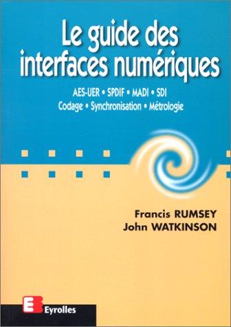 9782212055061: Guide des interfaces numériques