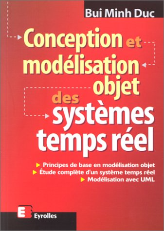 Conception et modélisation objet des systèmes temps: Bui Minh Duc