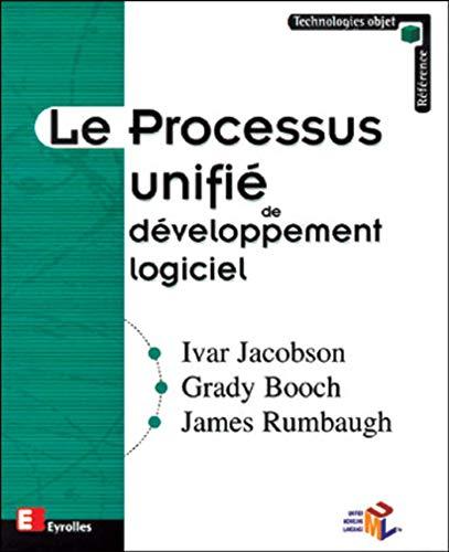 Le Processus unifié de développement logiciel: Jacobson, Ivar