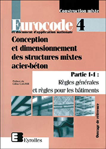9782212100198: Concep et dim struct (French Edition)
