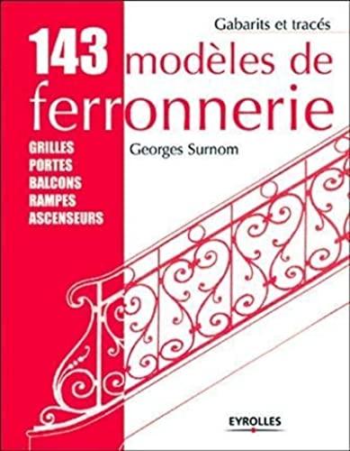 9782212111514: 143 modèles de ferronnerie