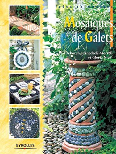 9782212111736: Mosaïques de Galets. : Terre cuite et coquillage