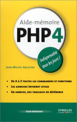 9782212112023: PHP 4