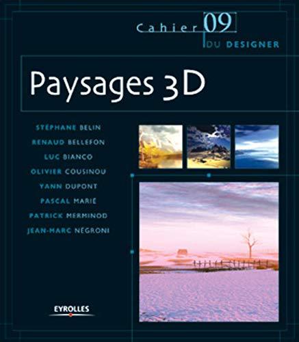 Paysages 3D: Collectif