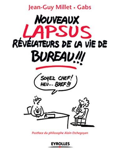 9782212112504: Nouveaux lapsus r�v�lateurs de la vie de bureau !!!