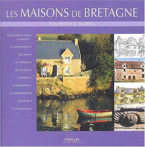 9782212113396: Les maisons de Bretagne