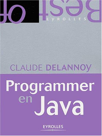 9782212115031: Programmer en Java