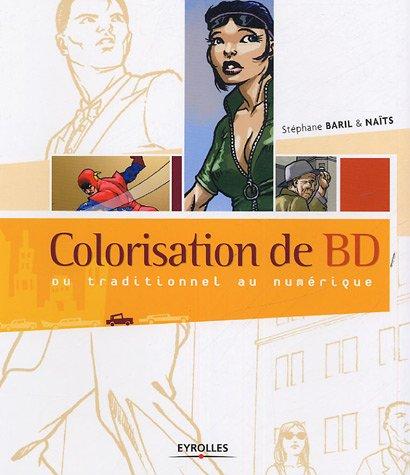 9782212115086: Colorisation de BD : Du traditionnel au numérique