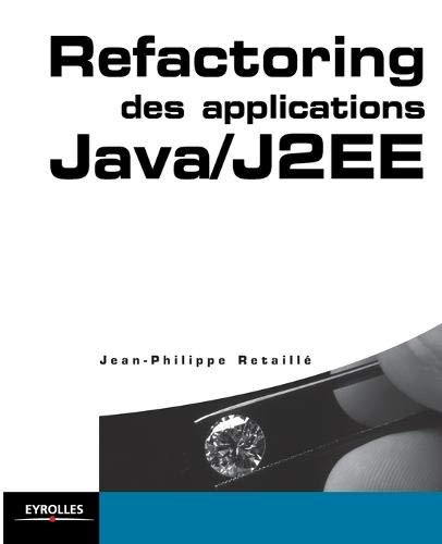9782212115772: refactoring des applications java/J2EE