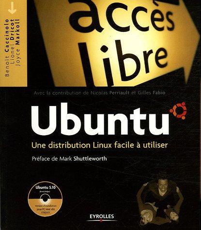 9782212116083: Ubuntu : La Distribution Linux facile à utiliser