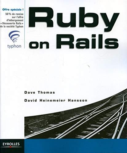 9782212117462: Ruby on Rails