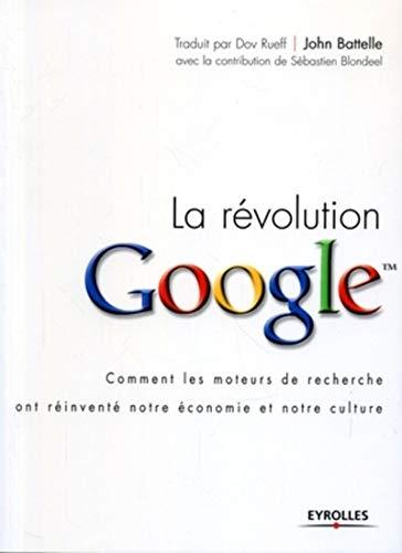 9782212119039: La r�volution Google
