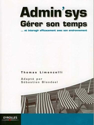 Admin'sys (French Edition): Sébastien Blondeel