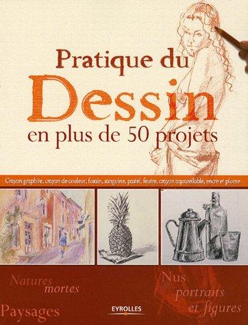 9782212121278: Pratique du dessin : En plus de 50 projets