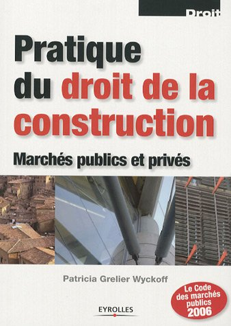 9782212121315: Pratique du droit de la construction (French Edition)