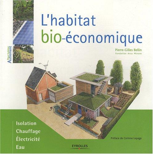 9782212121759: L'habitat bio-économique