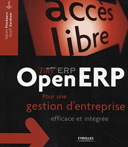 9782212122619: Tiny ERP-Open ERP : Pour une gestion d'entreprise efficace et intégrée