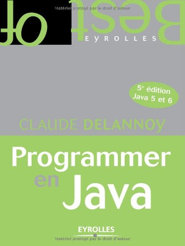 9782212123265: Programmer en Java