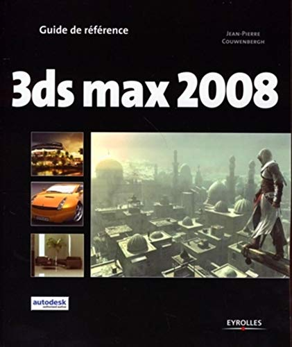 9782212123364: 3ds Max 2008