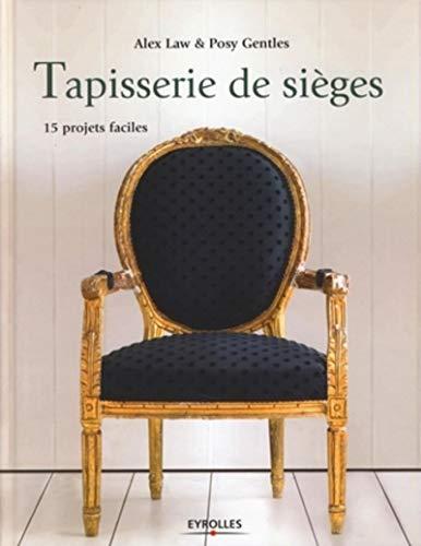 Tapisserie de sièges (French Edition): Alex Law