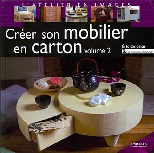 creer son mobilier en carton volume 2 latelier en images